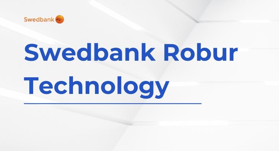 Swedbank Robur technology