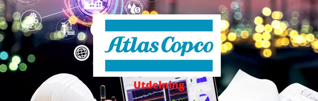 Atlas Copco utdelning